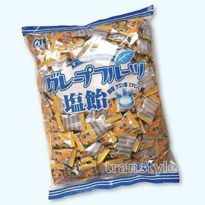熱中飴 グレープフルーツ塩飴 1kg クエン酸ビタミンC補給...