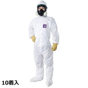 防護服/保護服 シゲマツ マイクロガード1500A XXXLサイズ(10着) 重松/作業着/送料無料|trans-style