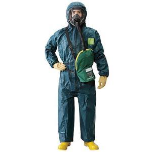 防護服/保護服 シゲマツ マイクロケム4000 XXXLサイズ 重松/作業着|trans-style