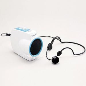 メガホン/拡声器 ハンドフリー拡声器らくらくホーンII ST870 谷沢/タニザワ 送料無料|trans-style