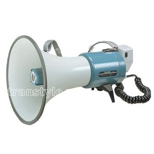 メガホン/拡声器 メタルホーン TRM-55A 送料無料|trans-style