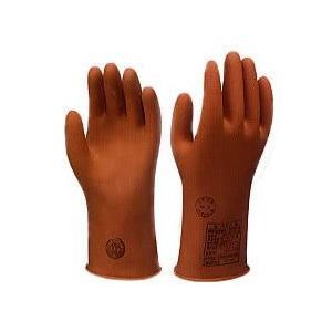 低圧用ゴム手袋 耐電/電気作業 ヨツギ|trans-style