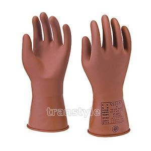 低圧用ゴム手袋 ハイブリット用 耐電/電気作業 ヨツギ|trans-style