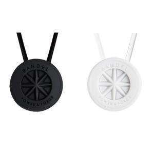 BANDDEL バンデル 新商品 METAL NECKLACE メタル ネックレス ロゴ シルバー ゴールド バランスアップ 健康 アクセサリー プレゼント 正規販売店|transit|05