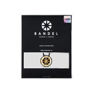 BANDDEL バンデル 新商品 METAL NECKLACE メタル ネックレス ロゴ シルバー ゴールド バランスアップ 健康 アクセサリー プレゼント 正規販売店|transit|06