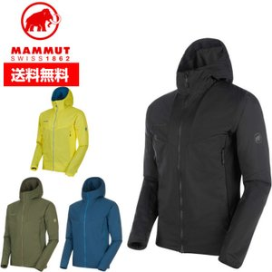 MAMMUT マムート 【EIGER】Rime Light IN Flex Hooded Jacke...
