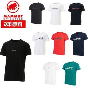 MAMMUT 【2020年モデル】QD Logo Print T-Shirt AF Men T-Sh...