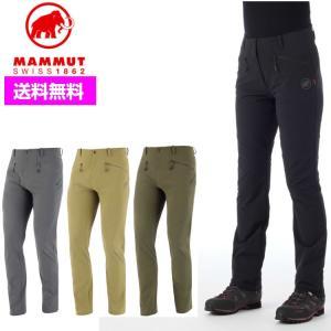 MAMMUT マムート レディース アウトドア TREKKERS 2.0 Pants women 1...