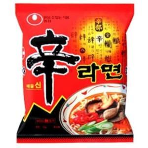 韓国 農心 辛ラーメン 107g×20袋|travel-depart