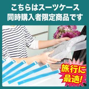 【スーツケース同時購入者限定価格】衣類圧縮袋10枚セット|travel-depart