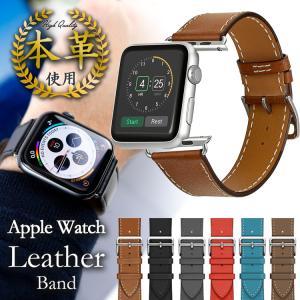 アップルウォッチ バンド ベルト レザー 革 本革 apple watch 38/40mm 42/44mm series6 seriesSE series5 series3 Apple Watch 高品質|travel-depart