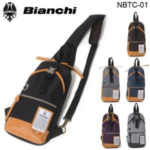ビアンキ Bianchi DIBASE ボディバッグ (NBTC-01) ワンショルダー カジュアルバッグ travel-goods-toko