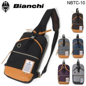 ビアンキ Bianchi DIBASE ボディバッグ大 (NBTC-10) ワンショルダー カジュアルバッグ travel-goods-toko