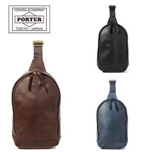 吉田カバン PORTER FRANK ONE SHOULDER BAG (198-01343) ポーター ワンショルダーバッグ 日本製|travel-goods-toko