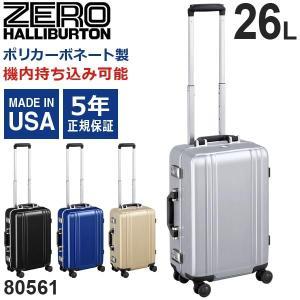 ゼロハリバートン Classic Polycarbonate 2.0 Trolley 20inch (26L) 80561 フレームタイプ スーツケース 機内持ち込み可能|travel-goods-toko