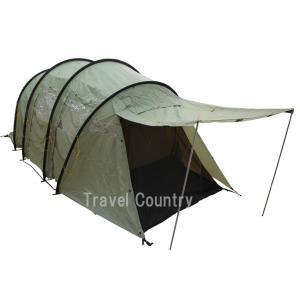 【無料修理付き】【即納】ノルディスク レイサ6 テント(Nordisk Reisa 6 Tent)