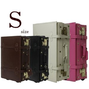 スーツケース 人気 小型 トランク キャリーバッグ トランク 7007-49|travelworld