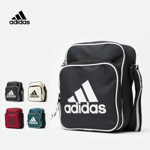 アディダス adidas ルーサー ショルダーバッグ ショルダーポーチ 斜めがけ 縦型 ミニショルダー バッグ バック 57582|travelworld