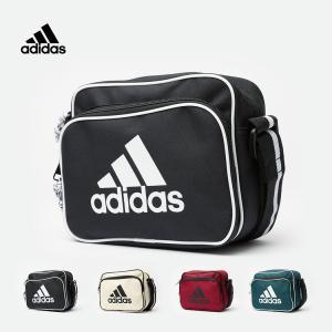 アディダス adidas ルーサー ショルダーバッグ ショルダーポーチ 斜めがけ 軽量 横型 バッグ バック 57583|travelworld