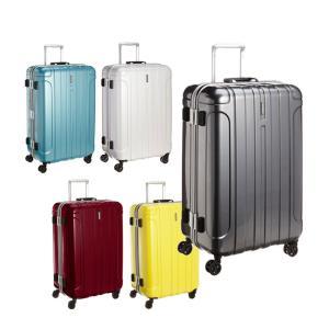 エース(ACE) スーツケース 中型 軽量 キャリーバッグ トランク Mサイズ AE-05732