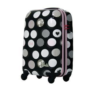 アウトレット スーツケース キャリーケース キャリーバッグ エース 小型 軽量 機内持ち込み おしゃれ 静音 Barbie バービー ハード ファスナー AE-05751|travelworld