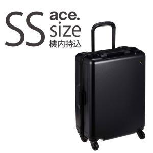 アウトレット スーツケース キャリーケース キャリーバッグ エース 小型 軽量 機内持ち込み おしゃれ 静音 ACE ハード ファスナー ビジネス B-AE-06333|travelworld