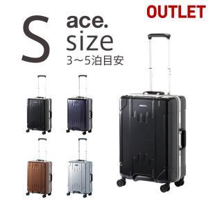 アウトレット スーツケース キャリーバッグ World Traveler ワールドトラベラー トゥルム フレームタイプ 3〜4泊程度の旅行に 50リットル B-AE-06412 エース ACE|travelworld