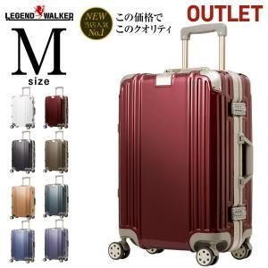 店長一押しの中型スーツケース TSAロック搭載 超軽量フレームタイプです♪ 軽量なので移動もラクラク...