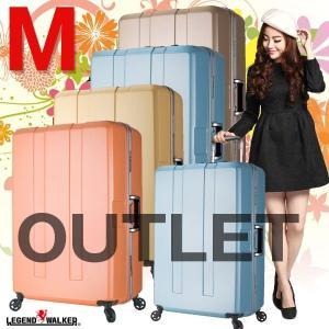 スーツケース 中型 超軽量 キャリーケース キャリーバッグ アウトレット B-6019-64|travelworld