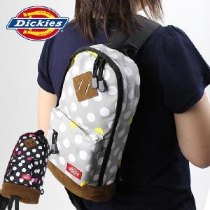 ボディバック ボディバッグ ワンショルダー ショルダーバッグ Dickies ディッキーズ DK-17109600|travelworld