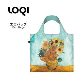 ■商品名■ LOQI エコバッグ(収納ポーチ付き) ローキー バッグ bag セレブ ブランド LO...
