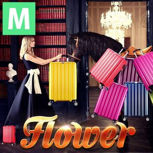 スーツケース キャリーケース キャリーバッグ トランク 中型 軽量 Mサイズ おしゃれ 静音 ハード フレーム MEM-MZ4018-28 travelworld