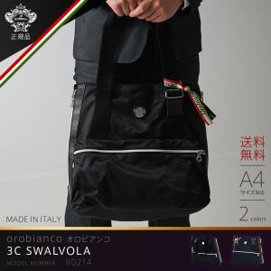 オロビアンコ OROBIANCO バッグ メンズ トートバッグ ショルダーバッグ ビジネスバッグ 3C SWALVOLA orobianco-90214|travelworld