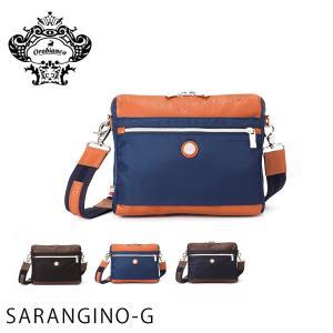 オロビアンコ OROBIANCO バッグ メンズ ショルダーバッグ 鞄 かばん ビジネス SARANGINO-G orobianco-90705|travelworld
