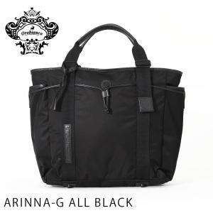 オロビアンコ OROBIANCO バッグ メンズ トート ビジネスバッグ 鞄 かばん ARINNA-G ALL BLACK orobianco-92133|travelworld