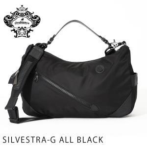 オロビアンコ OROBIANCO バッグ メンズ ショルダーバッグ 鞄 かばん ビジネス SILVESTRA-G ALL BLACK orobianco-92135|travelworld