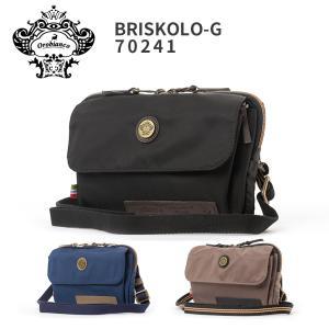 ラッピング無料 オロビアンコ orobianco ビジネスバッグ ボディバッグ イタリア製 メンズ レザー 本革 ナイロン 正規品 おしゃれ BRISKOLO-G 01 orobianco-bri|travelworld