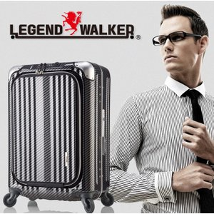 アウトレット スーツケース SSサイズ(1泊 2泊 3泊)ファスナーフレーム W-6203-50 tabi|travelworld