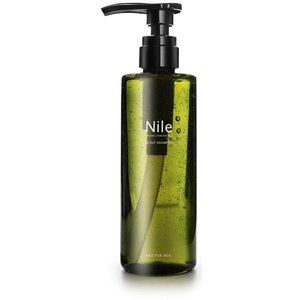 Nile 濃密泡スカルプシャンプー メンズ 育毛用 アミノ酸シャンプー ノンシリコン リンスインシャンプー280ml