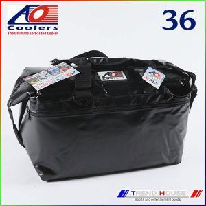 AO Coolers 36PACK VINYL BLACK / AOクーラーズ ビニールソフトクーラ...