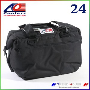 AO Coolers 24PACK CANVAS BLACK / AOクーラーズ キャンバス ソフト...