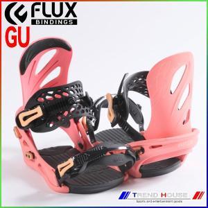 2020 フラックス レディース GU Salmon Pink/SM F0GU-S-P バインディン...
