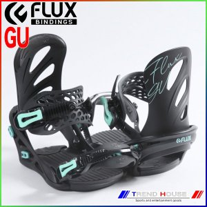 2020 フラックス レディース GU BLACK/SM F0GU-S-B バインディング ビンディ...