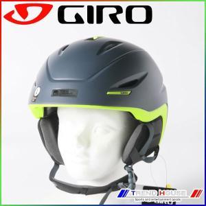 2017 ジロー ヘルメット ユニオン ミプス Matte Turbulence/Lime/L(59-62.5cm) 7072143 UNION MIPS GIRO