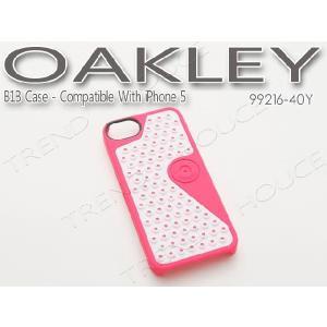送料込み【代金引換払いは不可】 オークリー B1B Case iPhone5s ケース 99216-40Y OAKLEY  Compatible With iPhone 5S OAKLEY trdh