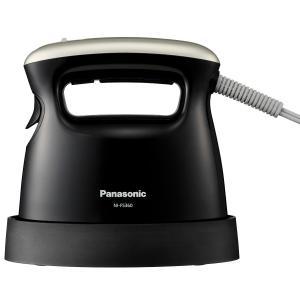 パナソニック 衣類スチーマー NI-FS360-K ブラック...