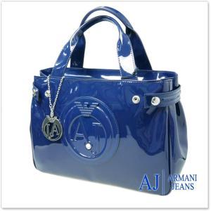 ARMANI JEANS アルマーニジーンズ レディーストートバッグ 922526 CC855 ブルー /2017秋冬新作|tre-style
