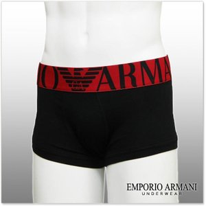 EMPORIO ARMANI UNDERWEAR エンポリオアルマーニアンダーウェア ボクサーパンツ 111389 7P516 ブラック|tre-style