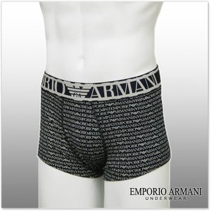 EMPORIO ARMANI UNDERWEAR エンポリオアルマーニアンダーウェア ボクサーパンツ 111290 7P508 ネイビー|tre-style