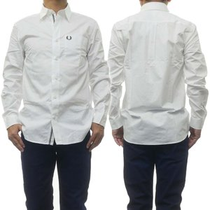 FRED PERRY フレッドペリー メンズ長袖シャツ M7551 / BUTTON DOWN SH...